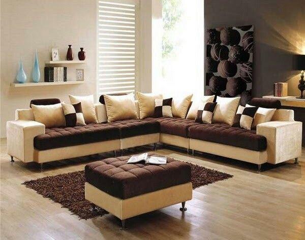 Contemporary Luxury Living Room Design