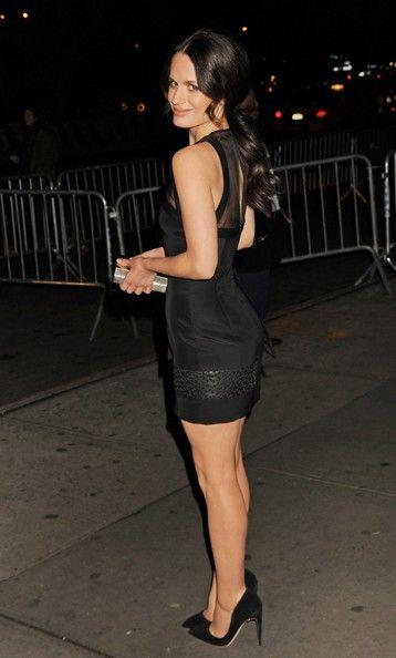 "Elizabeth Reaser // The Twilight Saga, Breaking Dawn, Part 2"" New York premiere wearing #Izmaylova Datura Dress"