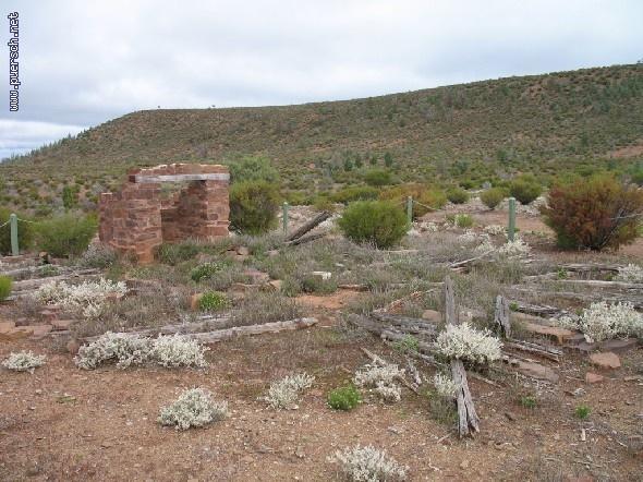 Ruins between Aroona Valley and Trezona campsite. http://www.puersch.net/?p=873