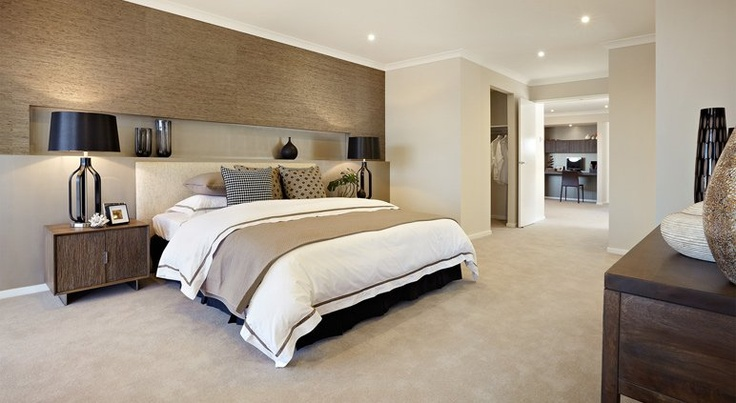 Carlisle Homes - Manhattan Bedroom
