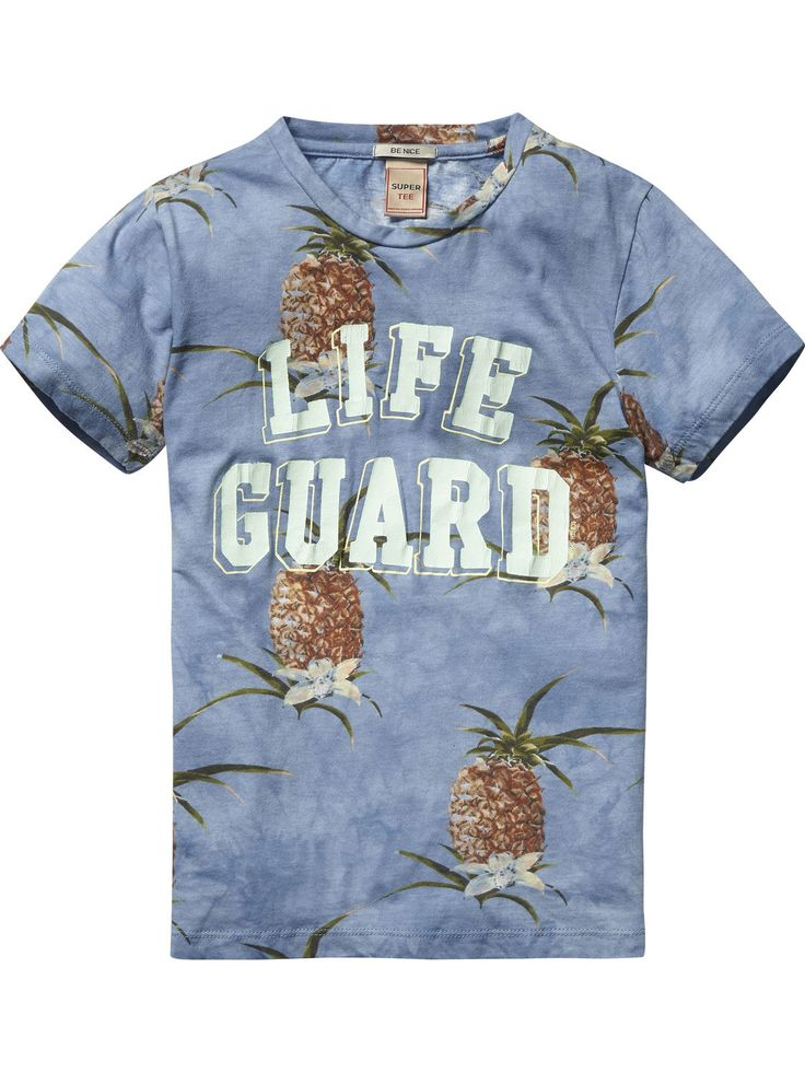 Text Artwork T-Shirt | T-shirt s/s | Boys Clothing at