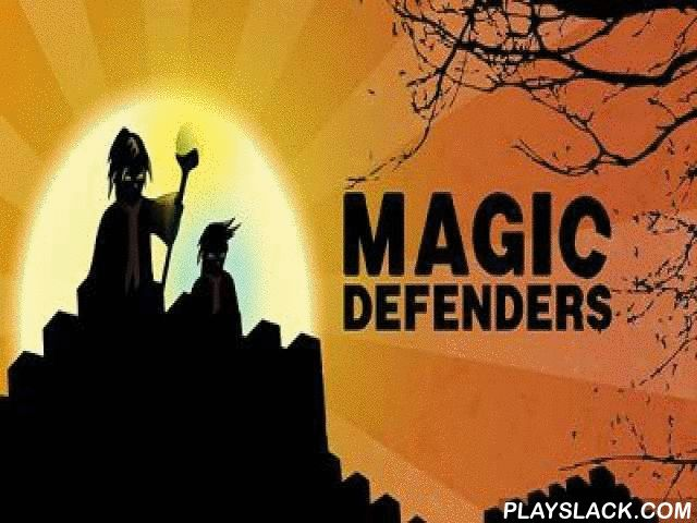Magic Defenders HD  Android Game - playslack.com , Magic Defenders HD   you are a conqueror of your time, who is ordained  to safeguard his community from the ambush of bad orks! specify one of two illusionists and wield over his characteristics and spells, which have definite possessions, some of them sedate down the foe, some   deafen. fight in the wood, under partitions and in the municipality, defending  the last anticipation of the municipality - the mansion. phenomenons of your…
