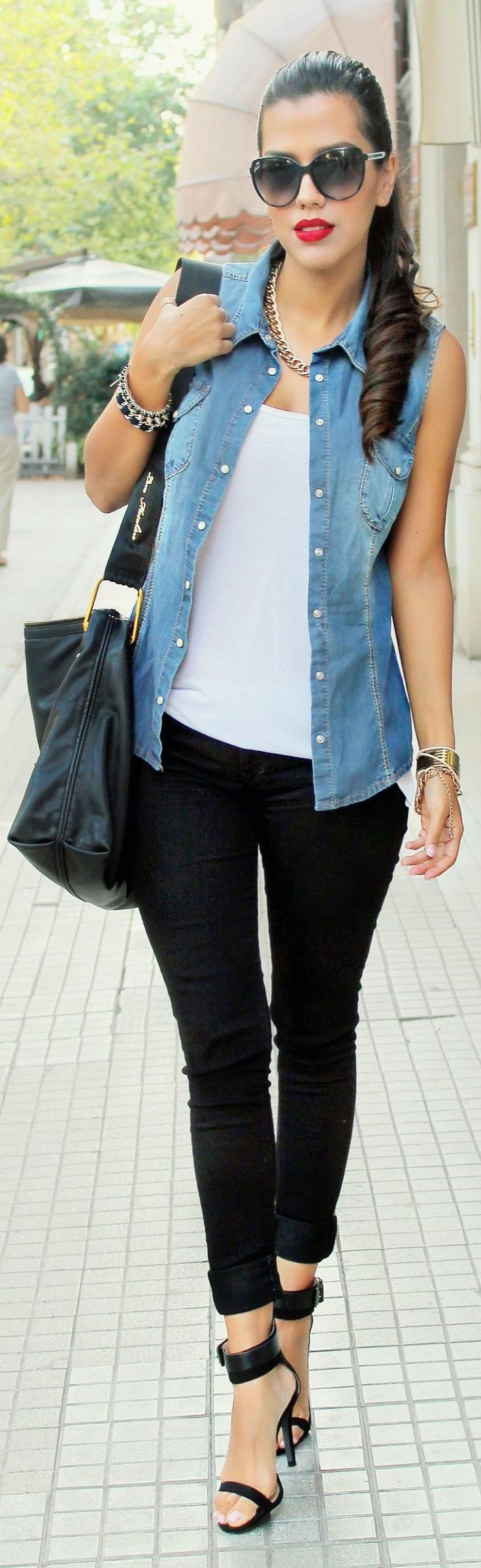 0                                                  It's All About Denim                       by Be Chic And Cheap