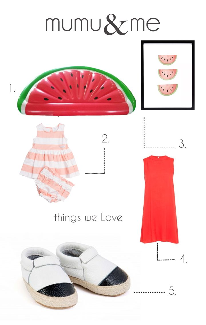 watermelon watermelon style watermelon inspiration