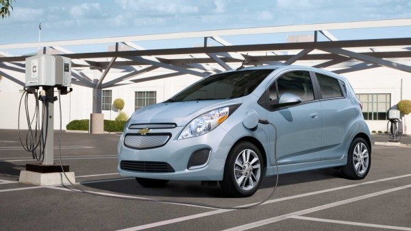 2014 Chevrolet Spark EV: http://www.greenerideal.com/vehicles/0508-2014-chevrolet-spark-ev-launches-this-summer/