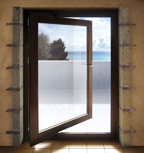 Custom Wood Window by America Italiana