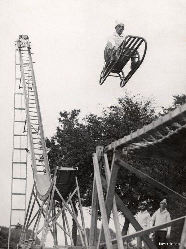 yaaaahhhoooouuuuu!!!!!!!!!!!  ~Before the good ol days when safety didn't matter ha!