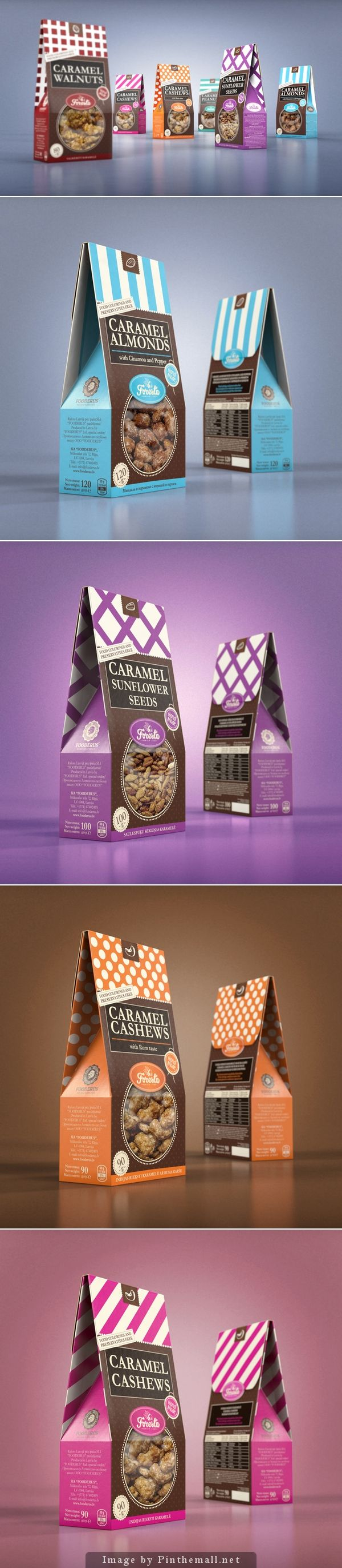 Nuts-packaging