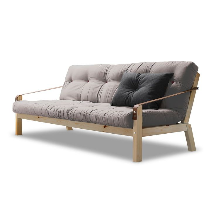 Poetry Sofa By Karup In Pine Natural