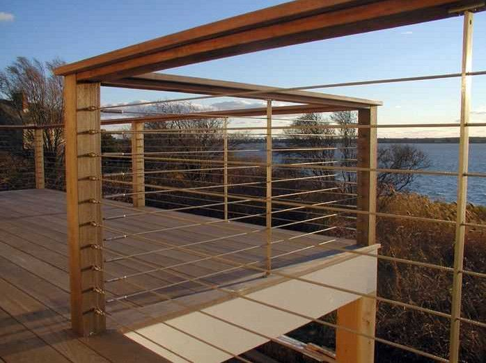 deck railing systems cable rona glass uk calgary