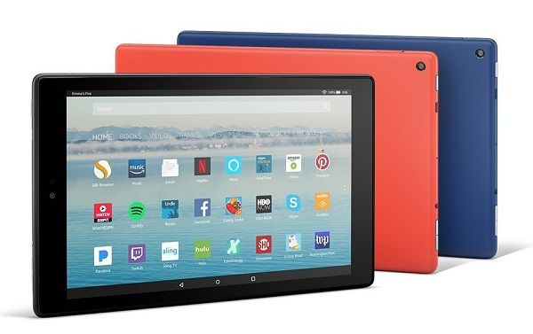 """Amazon launches new Fire HD 10 tablet with 10.1"""" Full HD display and Alexa Hands-free - Price Availability Features Specifications. #Android #Google @MyAppsEden  #MyAppsEden"""