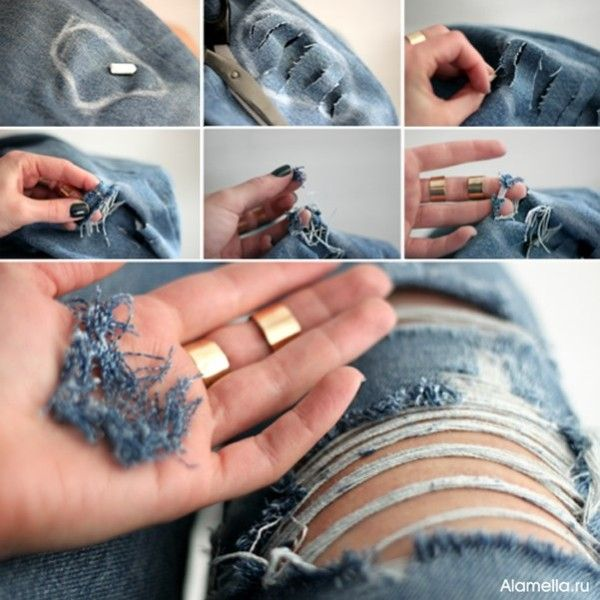 Creative Ways on How to Wear Jeans - AllDayChic