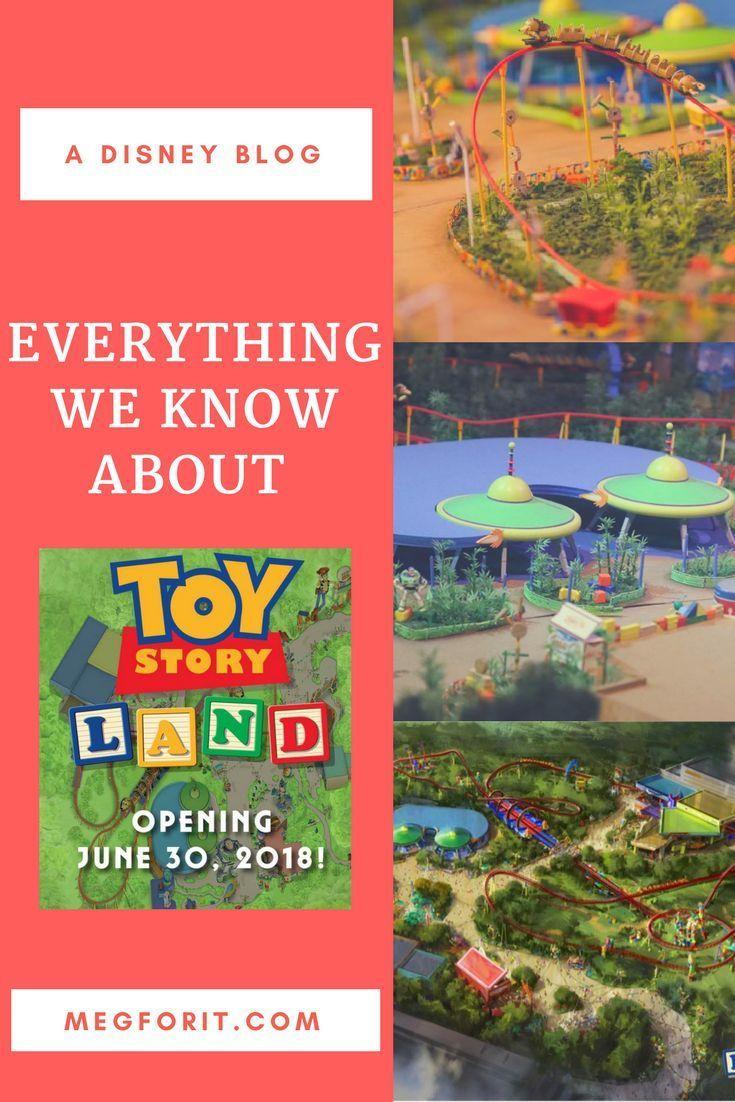 Disney S Toy Story Land Disney World Tips And Tricks Disney World Trip Disney World Parks