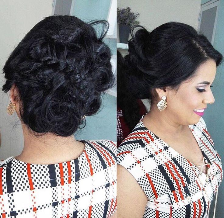 Hairstyle By Katia  Follow us on Instagram @GlamByKatia
