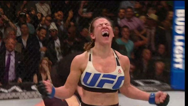 Miesha Tate Defeats Holly Holm To Claim UFC Title
