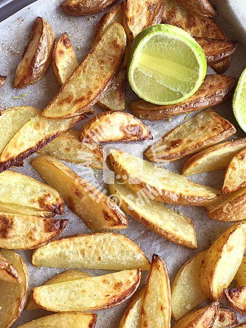 patate arrosto con lime