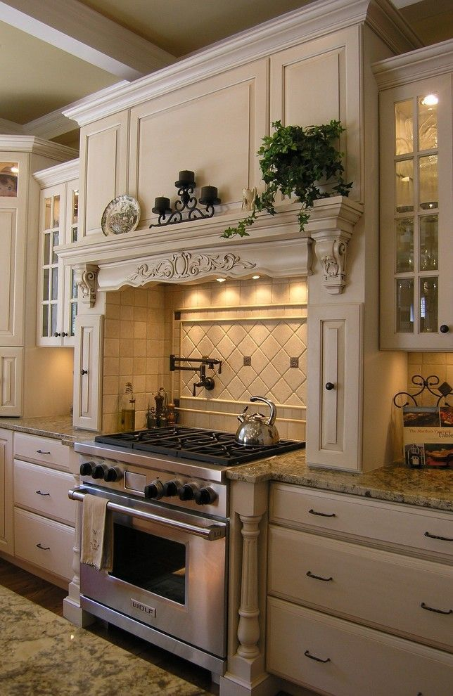 7 Tips To Create Delightful Atmosphere With Traditional Kitchen Styles Design Dizajn Kuhni V Stile Kantri Kuhni V Stile Kantri Kuhnya V Derevenskom Stile