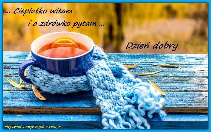 Cieplutko witam i o zdrówko pytam... Dzień dobry #grudzien