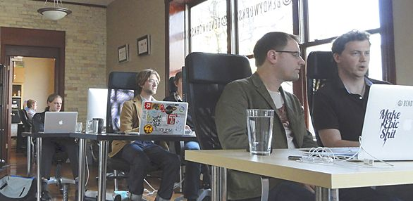 """According to Bendyworks' Scott Anderson, the """"tech community in Madison is exploding... So is Madison's entrepreneurial community."""""""