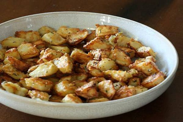 Brasede kartofler - Min-sovs.dk