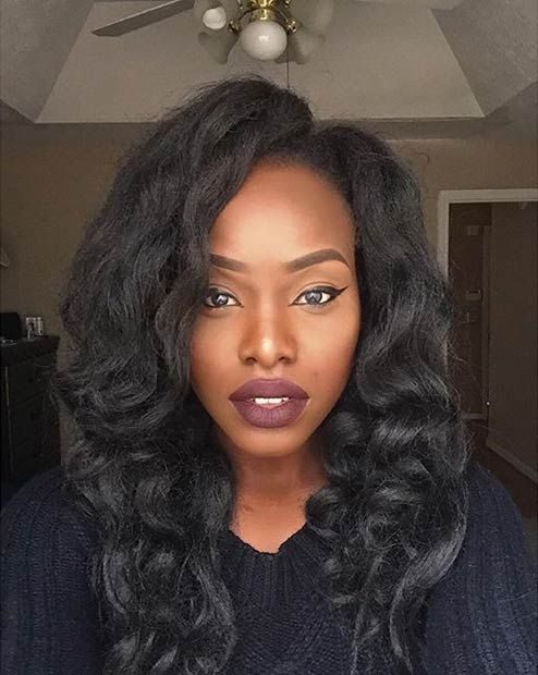 Crochet Braids that Look like Weave