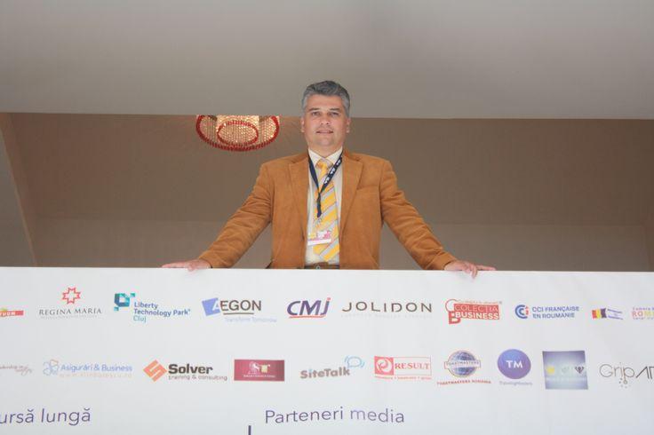 Me & #SiteTalk @Business Days Cluj