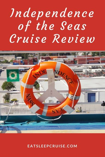 Independence of the Seas Cruise Review 2014