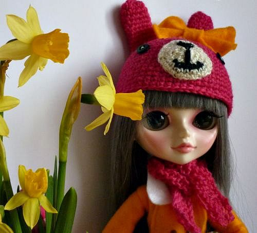 https://flic.kr/p/e7aqJv | Easter | We have really cold & snowy Easter this year. That's why my girls are wearing so warm coats and bunny hats ;) hongseworld.blogspot.com/