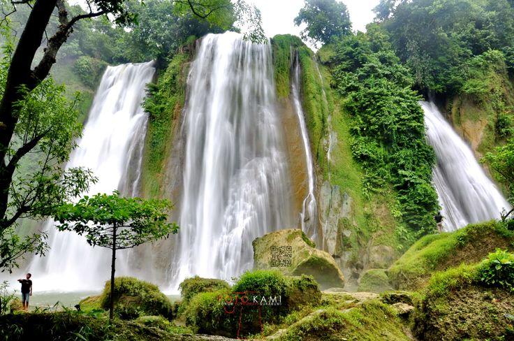 Cikaso waterfall, Sukabumi - West Java - Indonesia