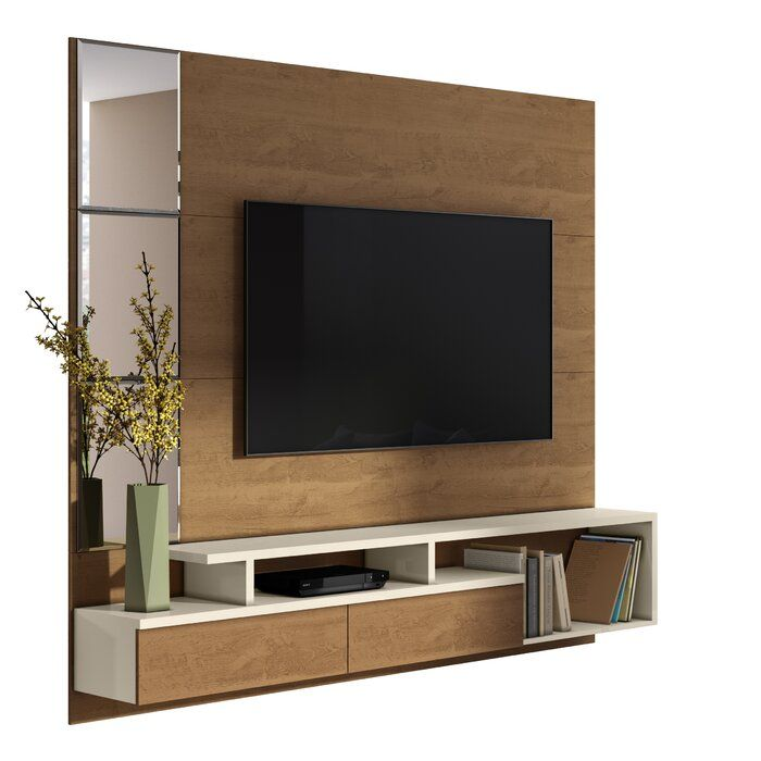 Pullman Floating Entertainment Center For Tvs Up To 70