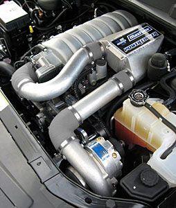 Vortech V-3 Si Trim Mopar Supercharger Kit   supercharger   Dodge