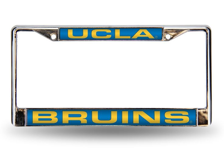 Unc License Plate Frame