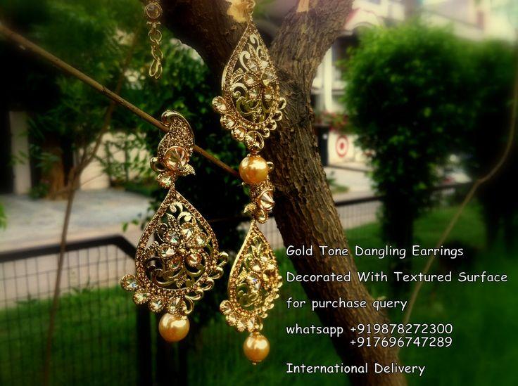 Finely Crafted Dangling Earrings  earrings online, earrings for women, fashion earrings, designer earrings, handmade earrings, girls earrings, earrings, buy earrings online, Fashion Earrings Online, earrings for women, earrings online shopping, earrings for girls