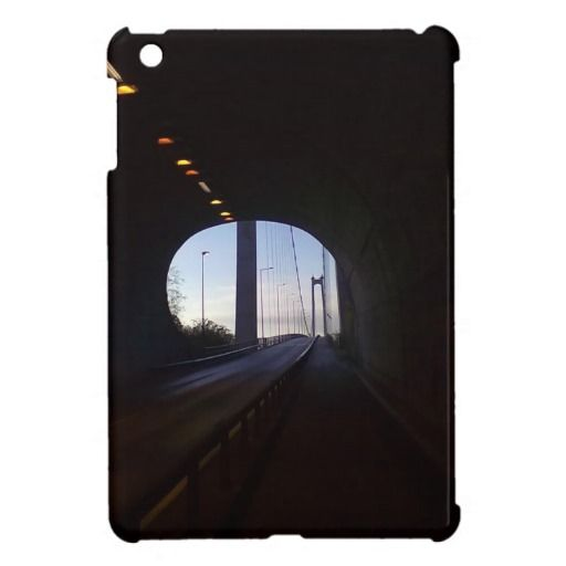 inside a Tunnel iPad Mini Covers