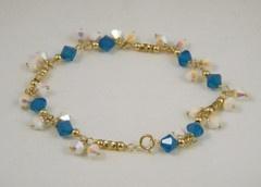 Caribbean Crystal Bracelet