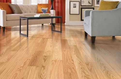 Just like carpet, you can play it safe with neutral colors.
