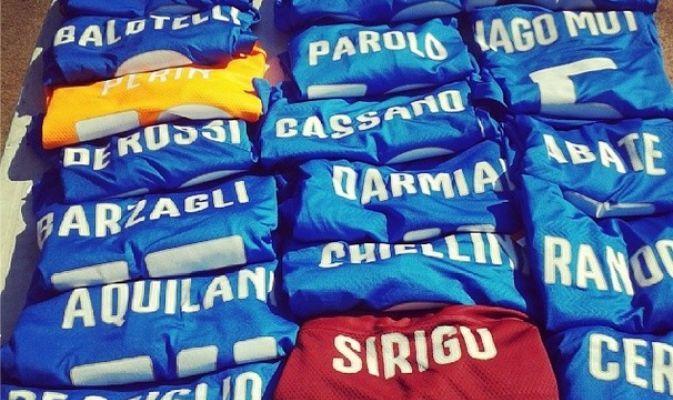 FOTO MONDIALI: Italia, foto ufficiale. Ecco gli azzurri in posa - Tuttosport