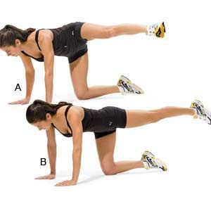 9 butt exercises that are way more effective than squats