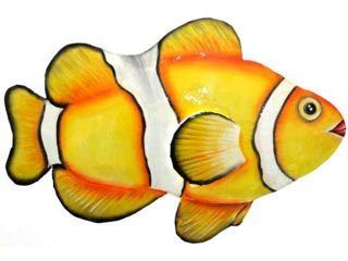 The Gecko Shack - XLarge Clown Fish, $119.95 (http://www.geckoshack.com.au/xlarge-clown-fish/)