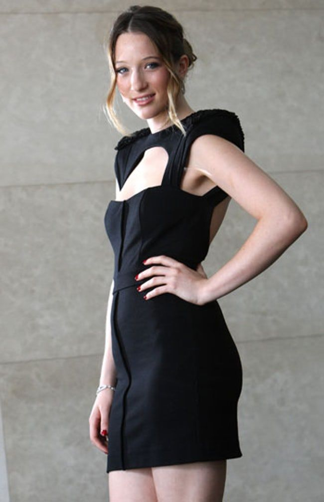 Sophie Lowe in Black Open Back is listed (or ranked) 6 on the list The Hottest Sophie Lowe Photos