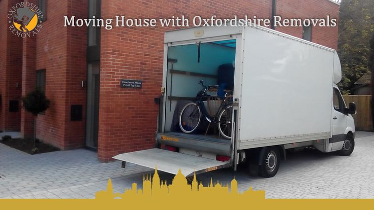 Moving House with Oxfordshire Removals
