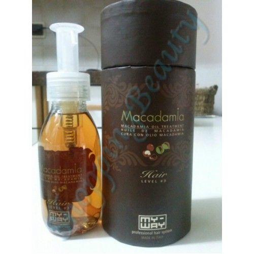 Масло макадамии Macadamia Oil 125 мл