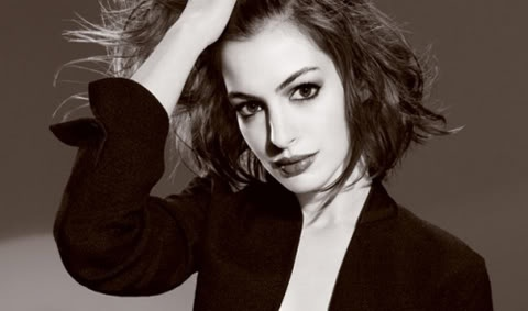 Anne Hathaway- is incredibly grounded and decent for a chick in showbiz. She considers the LGBT community to be her family as she has a gay brother, she considers nerds her people, and still she managed to be smoking hot.