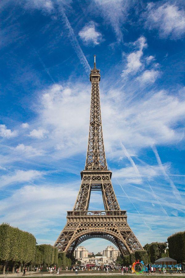 La #TorreEiffel, dal mio ultimo viaggio a #Parigi