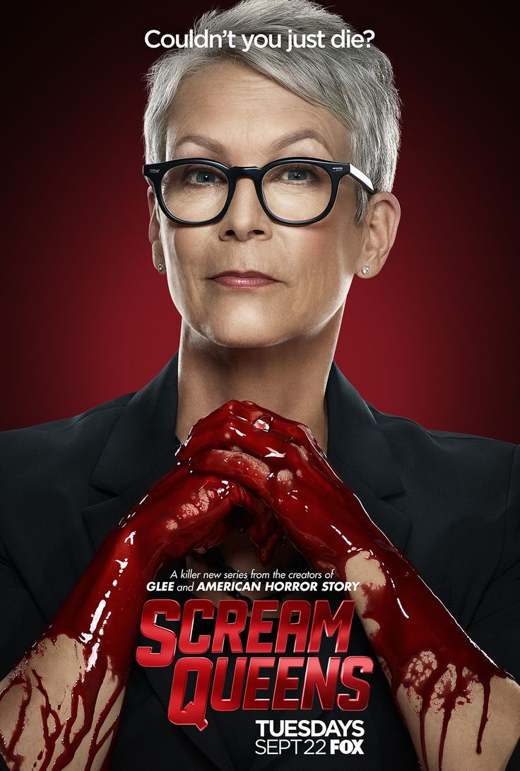 Jamie Lee Curtis | Dean Munsch  Scream Queens premieres Tuesday, Sept. 22 on FOX!  Check out the latest buzz on http://www.fox.com/scream-queens