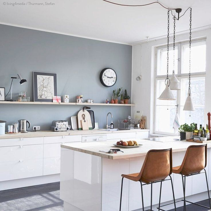 Nice Colors For Kitchen Walls 25 Best Kitchen Wall Colors Ideas On Pinterest Kitchen Paint Color Grey Kitchen Walls Kitchen Wall Colors Blue Kitchen Walls