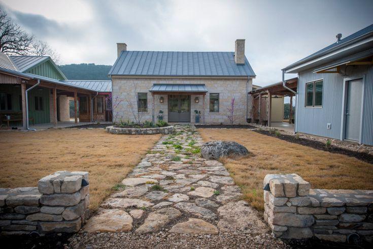 Riverbend Barn Home Heritage Restorations Side Entrance