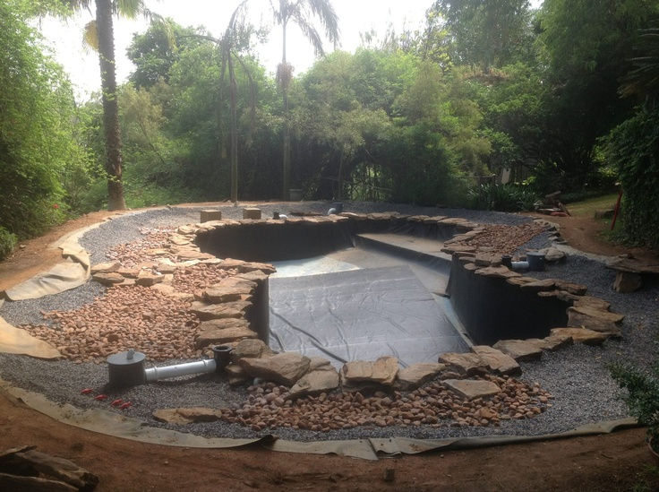 Natural pools natural pool conversion waterbrothers for Swimming pool conversion