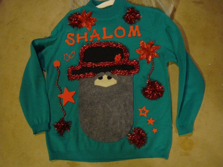 9 best hanukkah sweaters ugly christmas sweaters images on ...