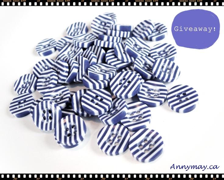 AnnyMay Craft Supplies Giveaway Ending june 12th    Tirage de matériel créatif se terminant le 12 juin 2013